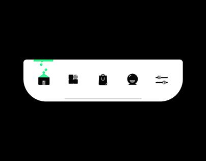 TabBar Animation