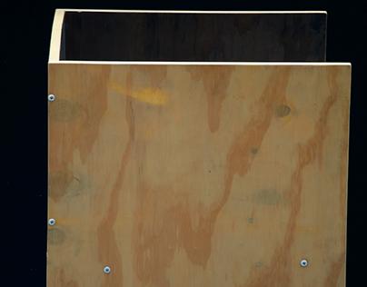 Furniture - Judd Chair - MateriaAndina