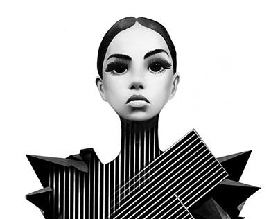 Fashion Constructions -ASPHALT