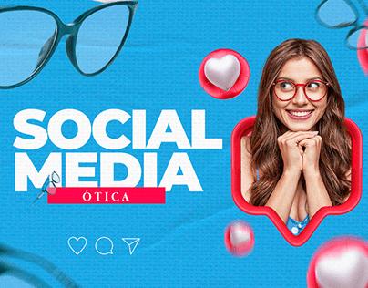 SOCIAL MEDIA - ÓTICA