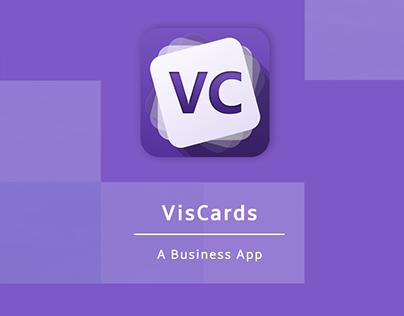 VisCards - Business App