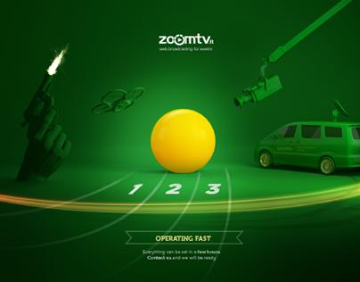 Zoomtv.lt - online broadcasts