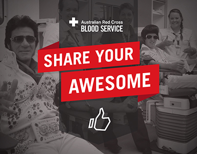 Australian Red Cross: Share Your Awesome