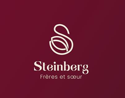 Branding - Epicerie fine Steinberg