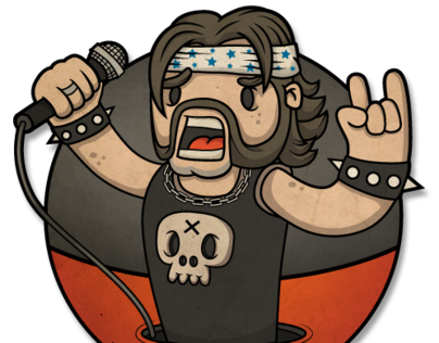 Metal Approved - Heavy Metal Music Quiz App for iPhone