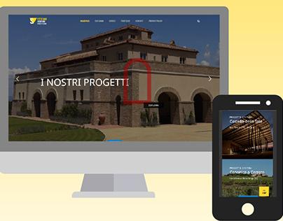 Stefano Venturi Progettazione - Web Design