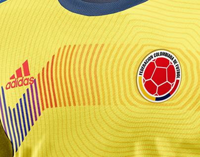 Nueva camiseta Selección Colombia | Shirt concept