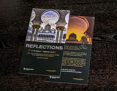 Reflections - Rack Cards