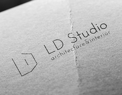 Interior Design Office (LD Studio) - Logo Design