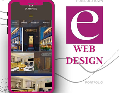 Hotel Business Website