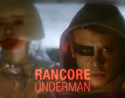 Rancore - Underman