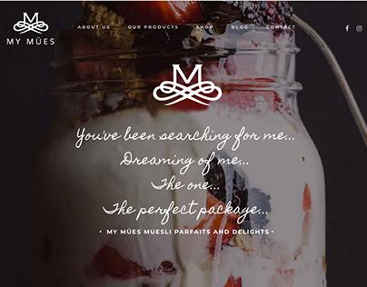 My Mues Website