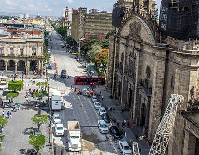 Catedral de Guadalajara - Fotografía de arquitectura
