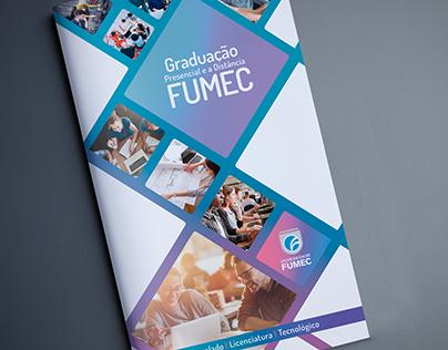 Catálogo de Cursos 2019 - Universidade FUMEC