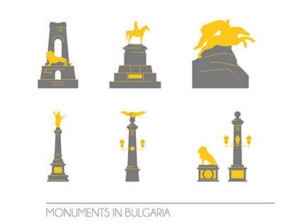 Monuments in Bulgaria