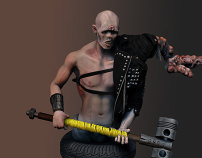 Seggy Ogr-Mutant