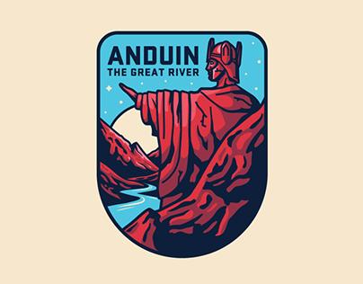 2015 Badges