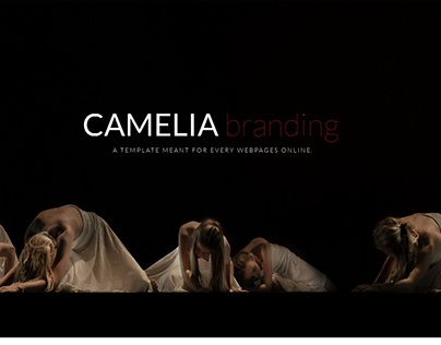 Camelia Creative-type text effects