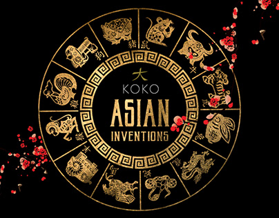 Koko Asian Inventions