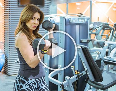 Crusher - Nagla Badr Video Ad
