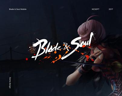 Blade & Soul Mobile