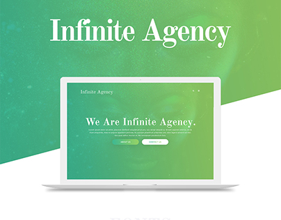 Infinite Agency | Web Agency & Multi Purpose Web Design