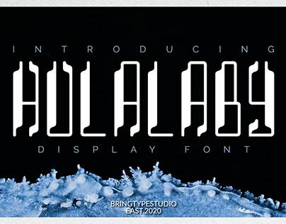 Hulalaby Font