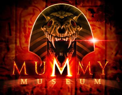 The Mummy Museum @ Universal Studios Japan