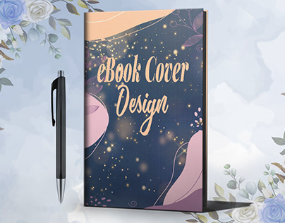 Book ebook and kindle cover design