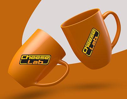 Cheese Lab Logo Design