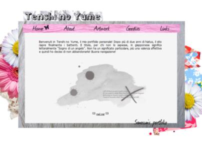 Tenshi no Yume - Personal portfolio