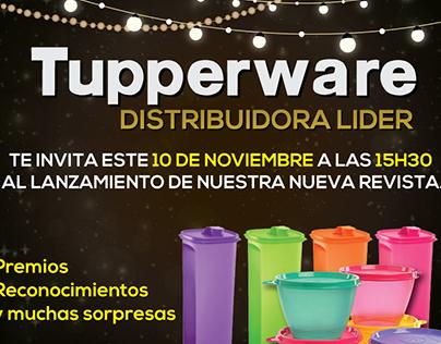 Unidad Vida Total / Tupperware contenidos para redes