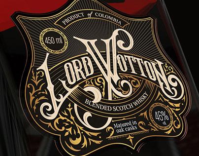 Wordmark | Lord Wotton Whisky