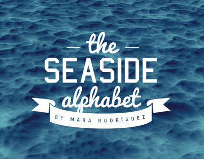 The Seaside Alphabet
