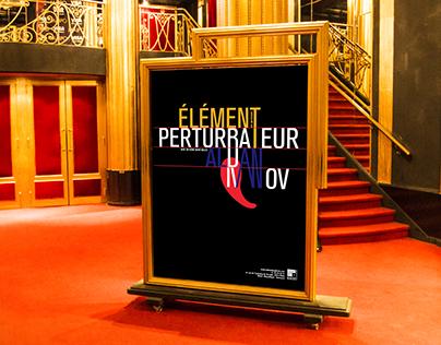 Théâtre du Palais des Glaces