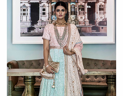 Indian Model - Fashion