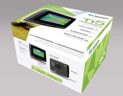 Projeto nova embalagem Ti5 e Ti7