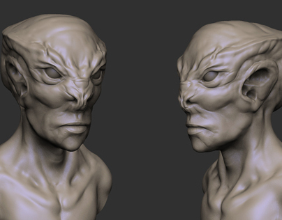 Sketches ZBrush