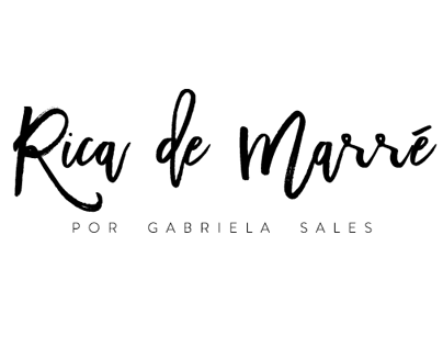 Layout para o blog Rica de Marré