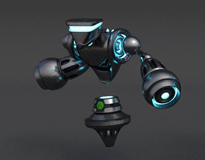 3D Mechanic Model