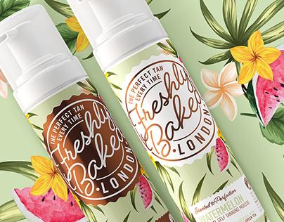 Freshly Baked - Branding and Packaging