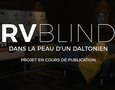 RVblind- Dans la peau d'un Daltonien