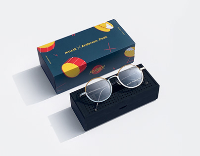 MUZIK X ANDERSON .PAAK COLLABORATION EYEWEAR
