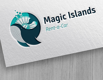 LOGÓTIPO - MAGIC ISLAND