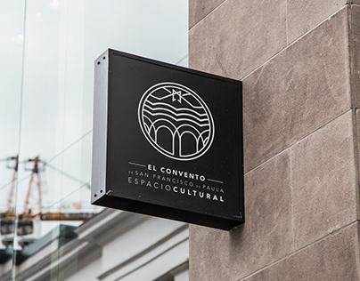 Diseño de logotipo para espacio cultural