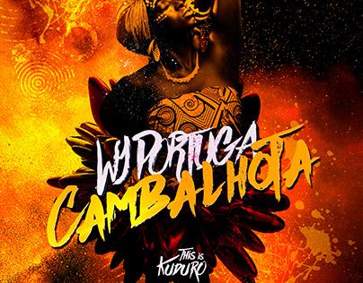Album Cover | Wy Portuga - Cambalhota