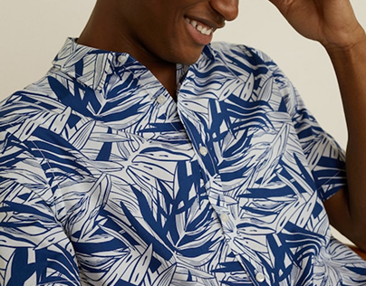 MANGO - Textile Design