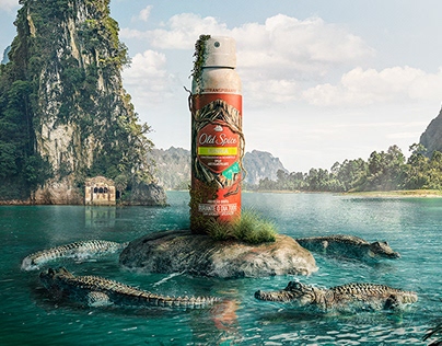 Jungle - Old Spice