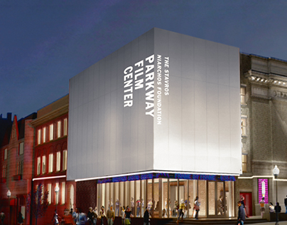 Parkway Film Center Redesign
