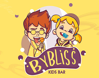 LOGO/ Kids bar/ BYBLISS